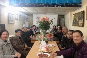 Hội Xây Dựng TP Hà Nội gặp gỡ đầu năm 3.2.2020